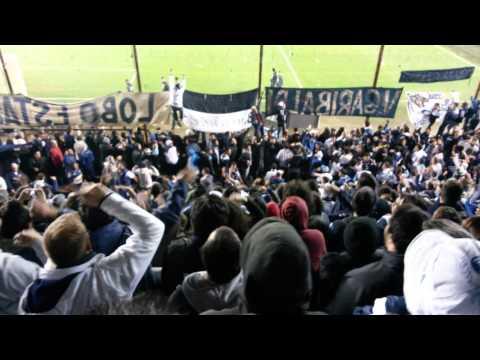 Video - Basurero sos mi enfermedad - La Banda de Fierro 22 - Gimnasia y Esgrima - Argentina