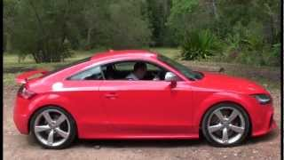 Audi TT RS 2009 | Reviving An Audi Legend | Performance | Drive.com.au