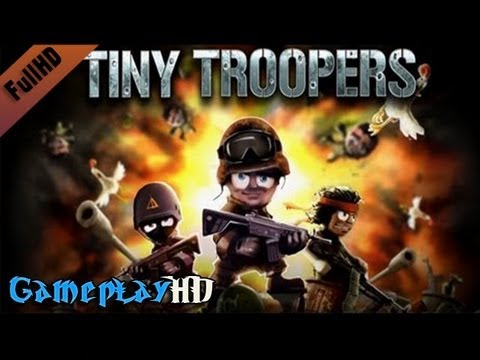 tiny troopers pc gameplay