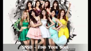 Download Lagu SNSD - Find Your Soul (Chinese male version) Mp3