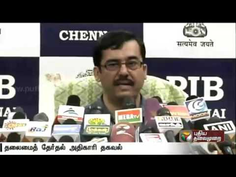 12-member-crew-to-visit-Tamilnadu-to-inspect-the-expenses-incurred-by-the-various-political-parties