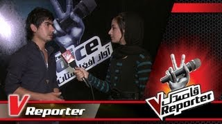 VReporter: The Voice of Afghanistan 4th Episode Feedback