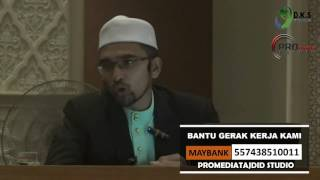 17-03-2017 Dr. Rozaimi Ramle: Al Jami Ul-Ulum Wal Hikam   Allah Melarang Kezaliman Atas Dirinya Video