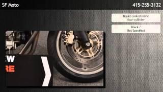 10. 2006 Honda 599 Only 5458 Miles!  - Embarcadero