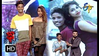 Sudheer  Raju  Bobby  Funny Joke  Dhee 10  9th May 2018  ETV Telugu