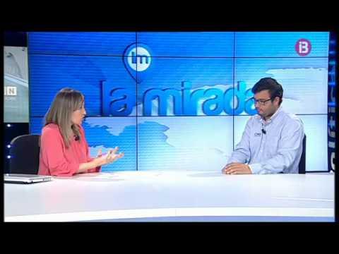 Entrevista a Ferran Muniesa a IB3TV