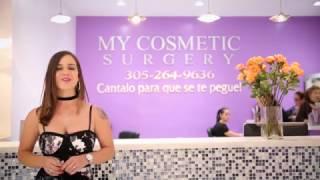 Rachel Cruz certifica un año después que My Cosmetic Surgery es el lugar ideal.