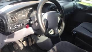 видео авто Dodge RAM VAN в кредит