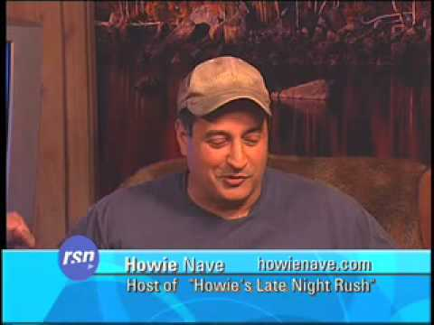 Comedian Rocky LaPorte on Howie's Late Night Rush
