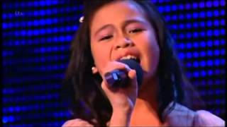 11 YRS old girl Shock the Judges BRITAIN'S GOT TALENt  ARIXSANDRA LIBANTINO