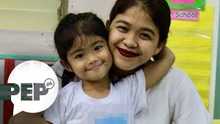 What Melai Cantiveros uses to discipline daughter Mela