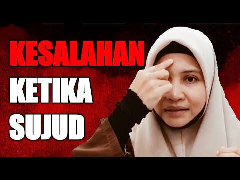 RAMAI WANITA TAK PERASAN PERKARA INI KETIKA SUJUD | Ustazah Asma' Harun