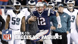 Video Tom Brady Catches a Pass from Amendola?! | Eagles vs. Patriots | NFL MP3, 3GP, MP4, WEBM, AVI, FLV November 2017