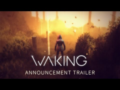 Waking : Waking | June 18, 2020 | Announcement Trailer