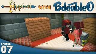 Minecraft Cops and Crims! :: A Rude Opponent! :: Hypixel with BdoubleO