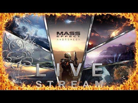 Mass Effect: Andromeda - Что наворотили BioWare на сей раз ? [Стрим]