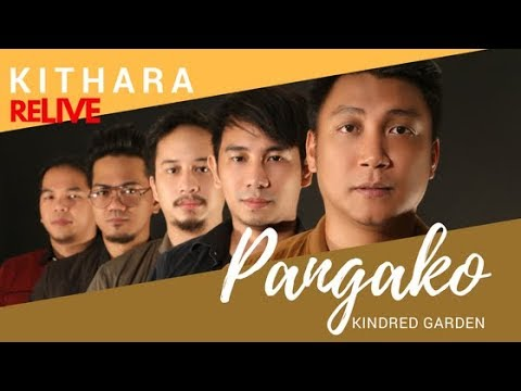 Pangako By Kindred Garden (Kithara Cover) Mp3
