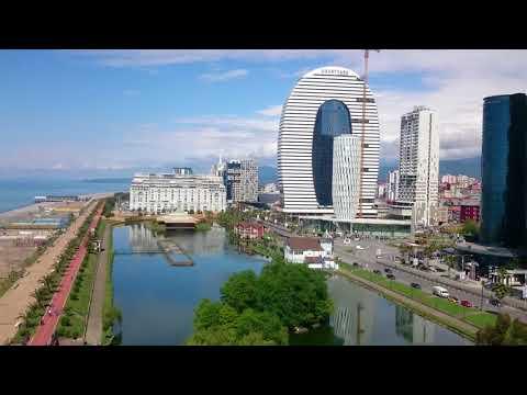 Батуми сейчас 16.05.2018 - DomaVideo.Ru