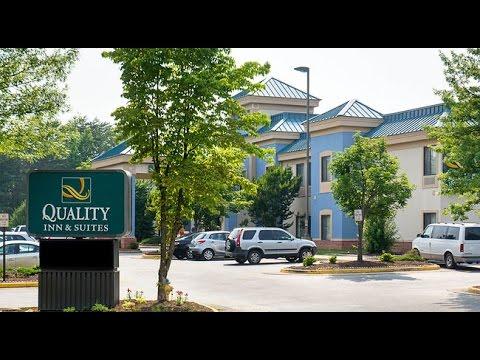 Quality Inn & Suites Quantico - Stafford Hotels, Virginia