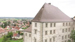 Gronenbach Germany  city pictures gallery : Bad Grönenbach von oben