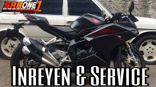 Video Inreyen / Break - In & Service Pertama CBR250RR! MP3, 3GP, MP4, WEBM, AVI, FLV Desember 2017