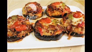 kiymali kaşar peynirli musakka tarifi i ana yemek tarifi i patates püreli patlican oturtmasi