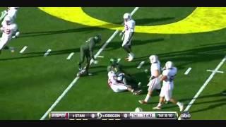 Delano Howell vs VT,Oregon,Arizona vs  ()