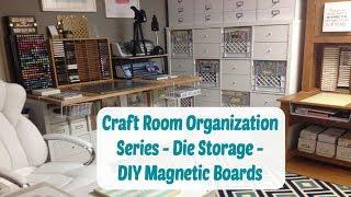 Nonton Craft Room Organization   Die Storage   Diy Magnetic Board Film Subtitle Indonesia Streaming Movie Download