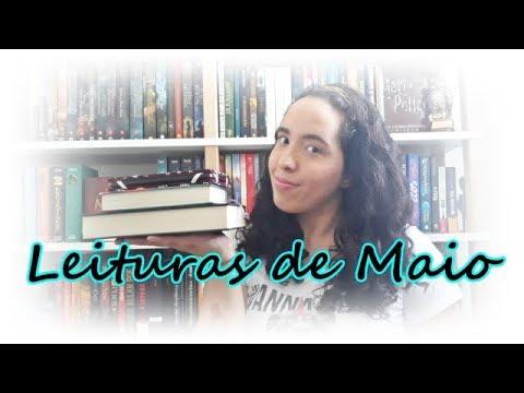 Leituras de Maio (2018) | Um Livro e Só