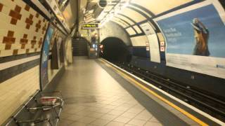 london underground and no one dare came near me.