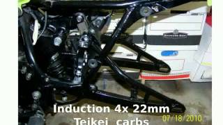 10. Kawasaki GPz 550 (Z 55GP) Specs & Specification