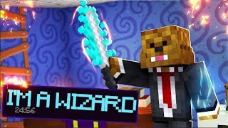 *NEW* INVISIBLE WAND PRANK - MINECRAFT MODDED BATTLEDOME