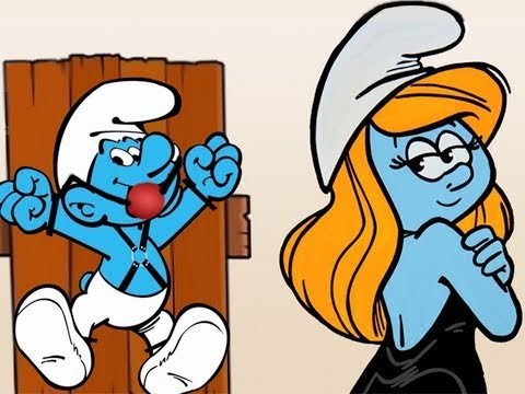Rated Awesome - Smurfs you won't see in the new movie! MORE BARELY: Subscribe! http://www.youtube.com/subscription_center?add_user=barelypolitical Facebook! http://www.faceb...