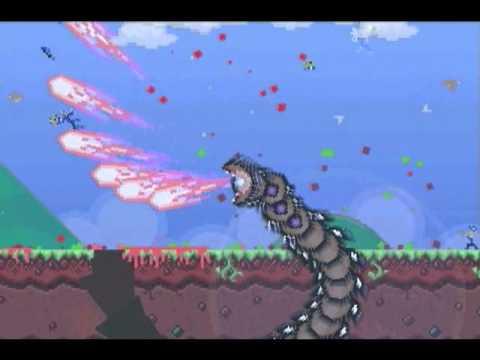 Video of Super Mega Worm