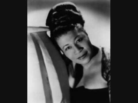 FITZGERALD - Ella Fitzgerald Lullaby of Birdland from The Best of Jazz Classics.