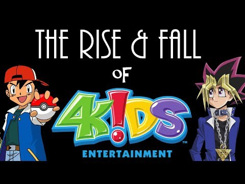 The Rise & Fall Of 4Kids Entertainment - PART 1 | Tekking101