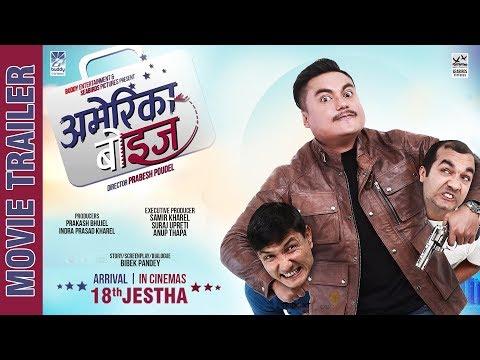 "(Nepali Movie -""AMERICA BOYS""  अमेरिका बोईज Trailer    Sandip chhetri, Arpan Thapa, Kameshower - Duration: 3 minutes, 24 seconds.)"