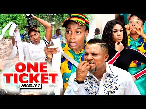 ONE TICKET SEASON 1 - (New Movie) Queen Nwokoye 2019 Latest Nigerian Nollywood Movie Full HD