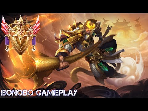 Arena of Valor - Wukong Conqueror Gameplay