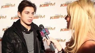Jake T. Austin On Wizards Of Waverly Place Finale And Huckleberry Finn