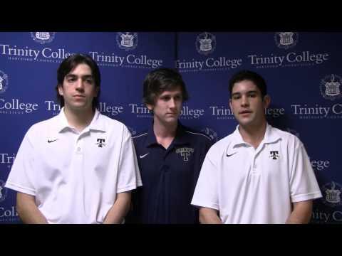 Trinity Golf 2013 Spring Preview