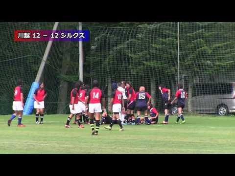 2014菅平合宿(8/2 am) 2年生 vs城西川越中学校