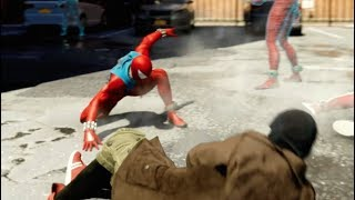 Marvel's Spider-Man (PS4) Trailer - Just the Facts: Combat by IGN