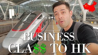 Experience China's high speed rail