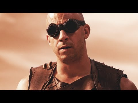 Movie - Riddick 2013 Trailer - Official 'Riddick 3' movie trailer in HD - starring Vin Diesel, Karl Urban, Katee Sackhoff - directed by David Twohy - left for dead o...