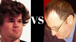 How to liberate a fianchettoed bishop! Magnus Carlsen vs Boris Gelfand - Zurich 2014