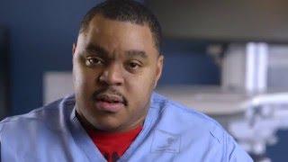 Dr. Curtiss Moore, UT Southwestern Medical Center- Black Men in White Coats
