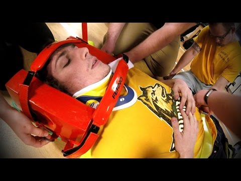 Video thumbnail: Training, athletic trainers