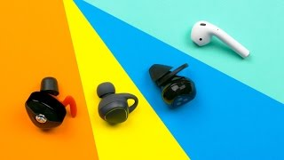 Video What Are The BEST Fully Wireless Earbuds? MP3, 3GP, MP4, WEBM, AVI, FLV Juli 2018