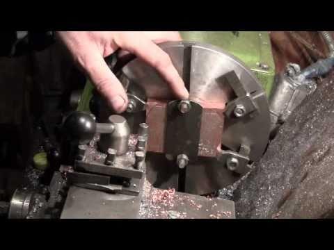 Как правильно установить токарный станок?